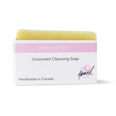 natural soap with no scent