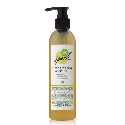 Strengthening shampoo with Stinging Nettle and Horsetail