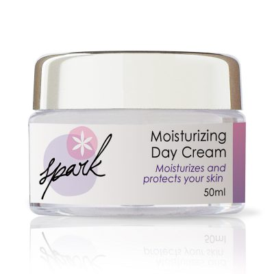 Moisturizing Day Cream with Zinc
