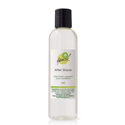 Natural After Shave for Men and Women