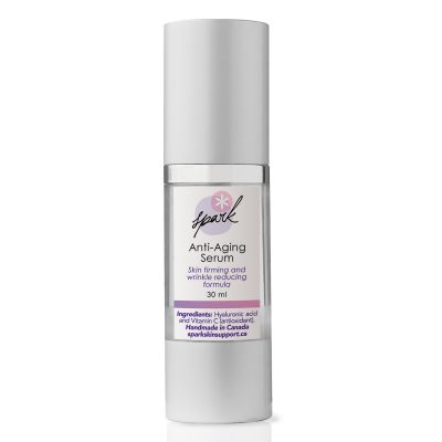 Anti-aging Serum with Hyaluronic acid and Vitamin C